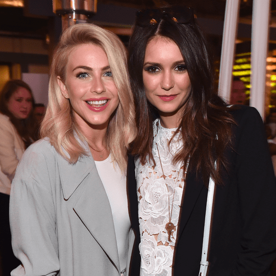 Julianne Hough and Nina Dobrev Pictures
