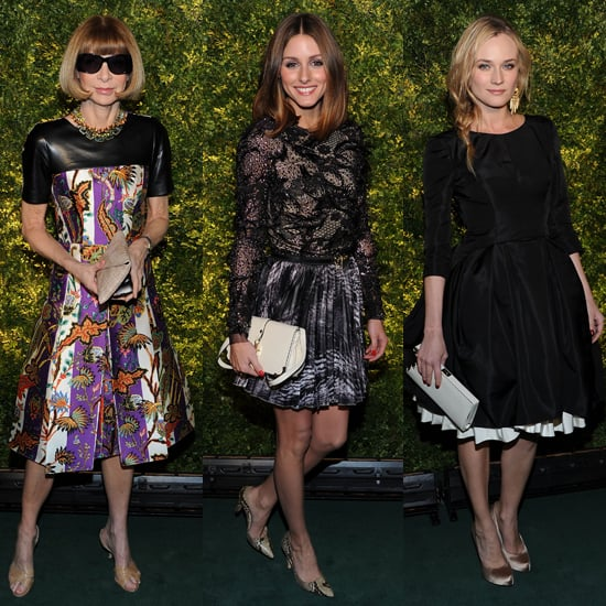 Olivia Palermo, Anna Wintour, Diane Kruger, and More Show Green For Bid to Save the Earth Auction