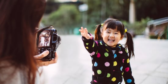 Why I'm Putting A Self-Imposed 30 Day Moratorium On Taking Photos Of My 4-Year Old