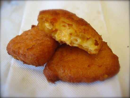 Would You Eat This Fried Mac and Cheese?