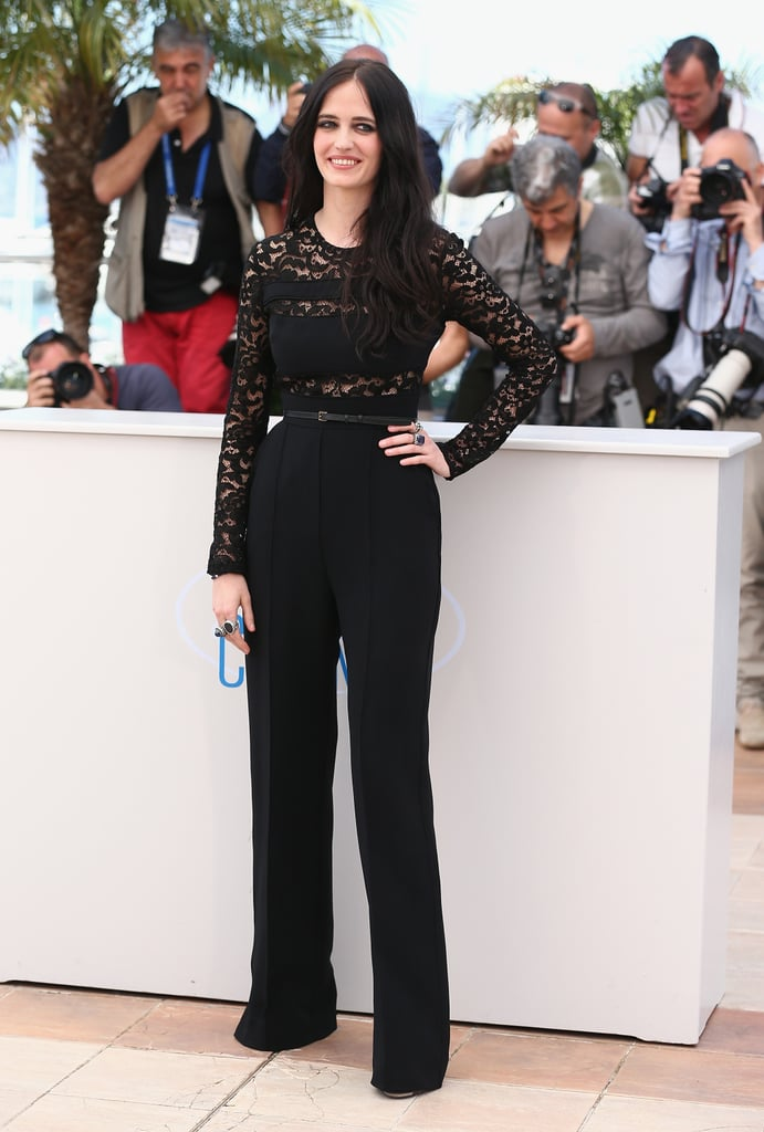Eva Green at the Salvation Photocall