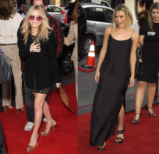 Mary-Kate and Ashley Olsen at the LA Premiere of The Hangover
