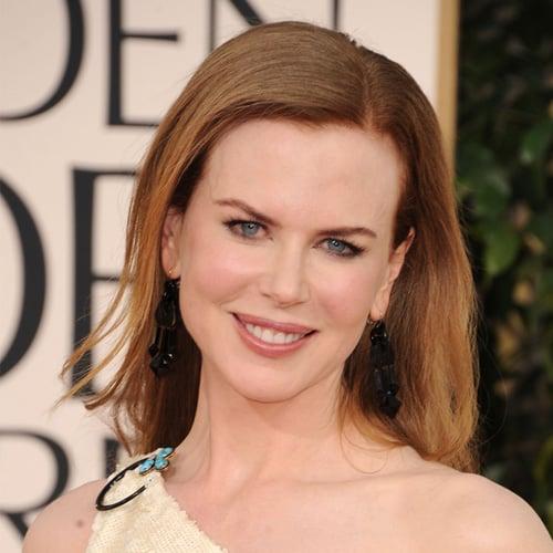 How to Get Nicole Kidman's Golden Globes Makeup