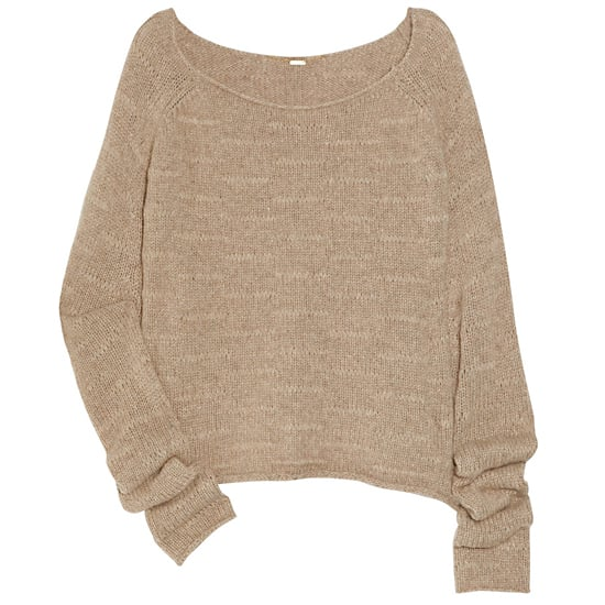 The Row Chilvers Cashmere Sweater, $925