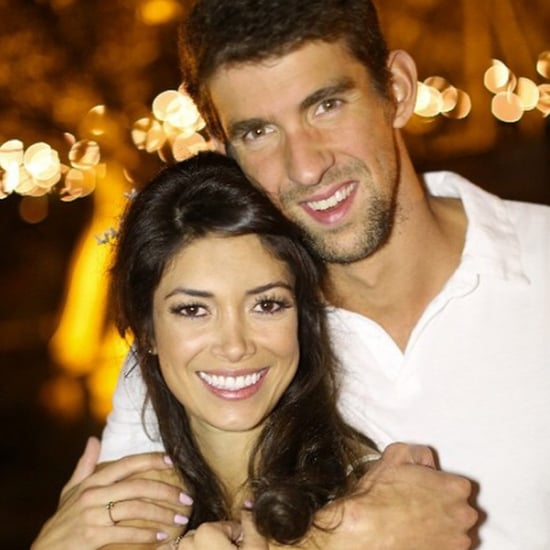 Michael Phelps and Nicole Johnson's Cutest Pictures