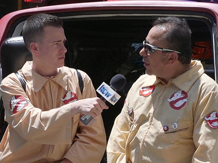 WATCH: How Much Do You Really Know About the Ghostbusters!?