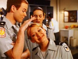 """And When Kelly Ends Up Loving That Whole """"Cadet"""" Thing"""