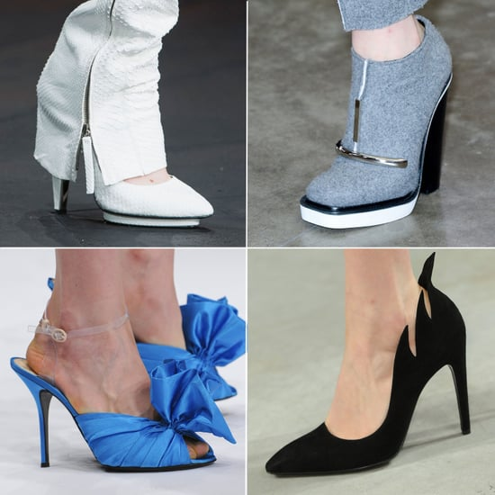 Straight From Milan Fashion Week: Shoes, Shoes, Shoes!