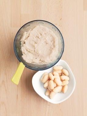 White Bean Puree