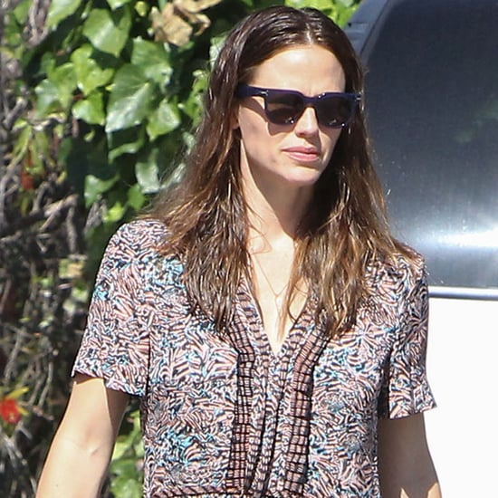 Jennifer Garner Out in LA on Her Birthday April 2016