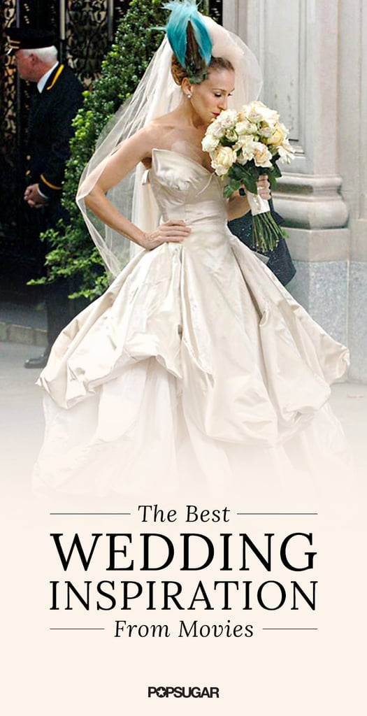 Wedding Ideas to Steal From Movies