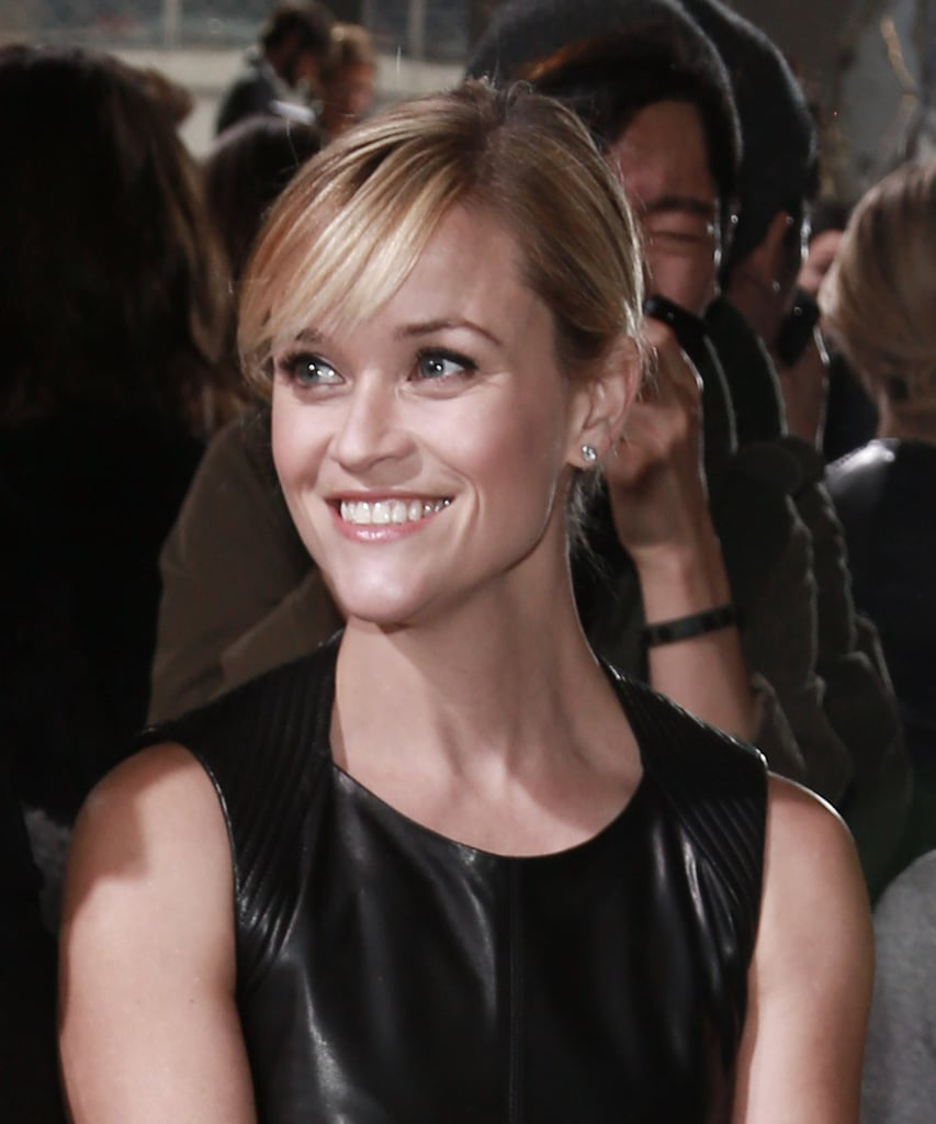 Reese Witherspoon at Hugo Boss