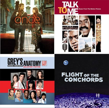 Buzz Mix: The Best Soundtrack Songs of 2007