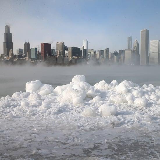 Freezing Temperatures in Chicago 2014 | Pictures