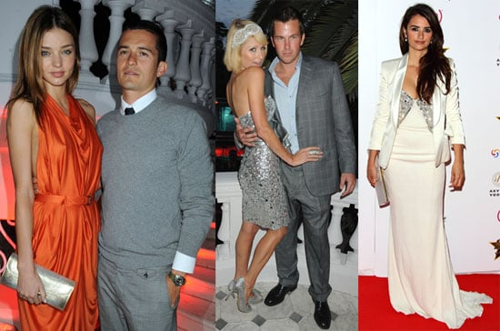 Photos of Penelope Cruz, Orlando Bloom, Miranda Kerr, Paris Hilton at Cannes