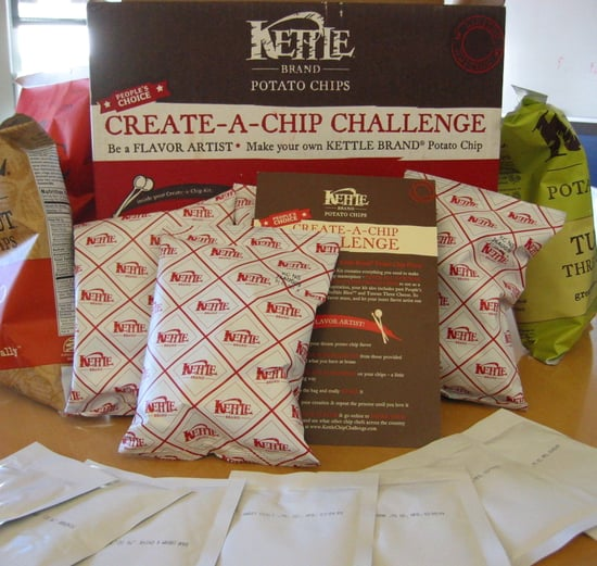 Taste Test: Kettle Chip Challenge Create-a-Chip Kit