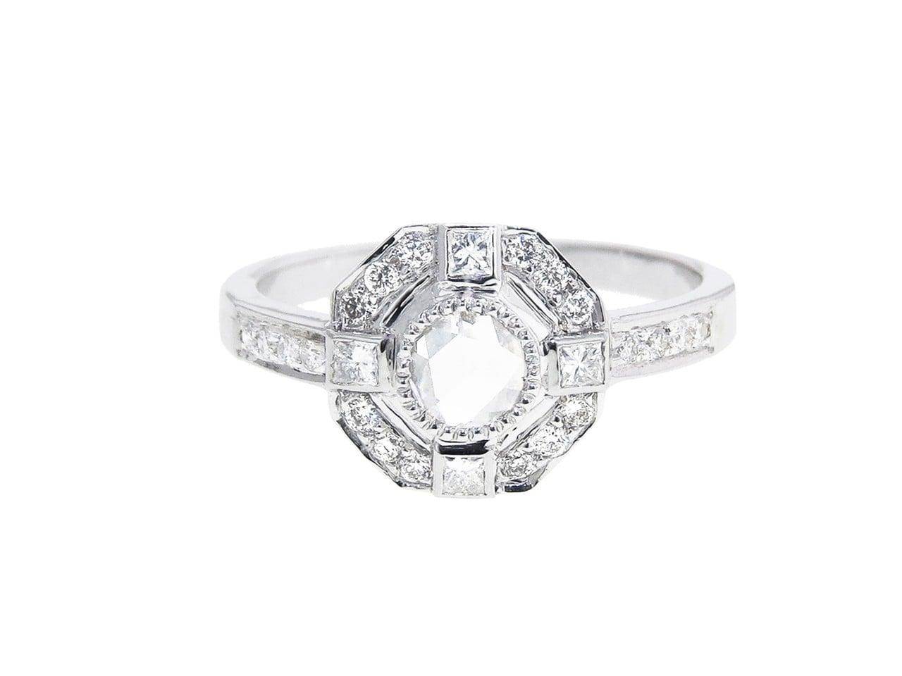 Sethi Couture Rose-Cut Antique Ring ($2,250)
