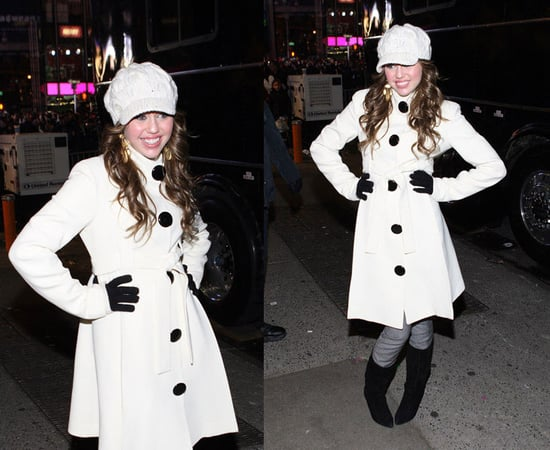 Celebrity Style: Miley Cyrus