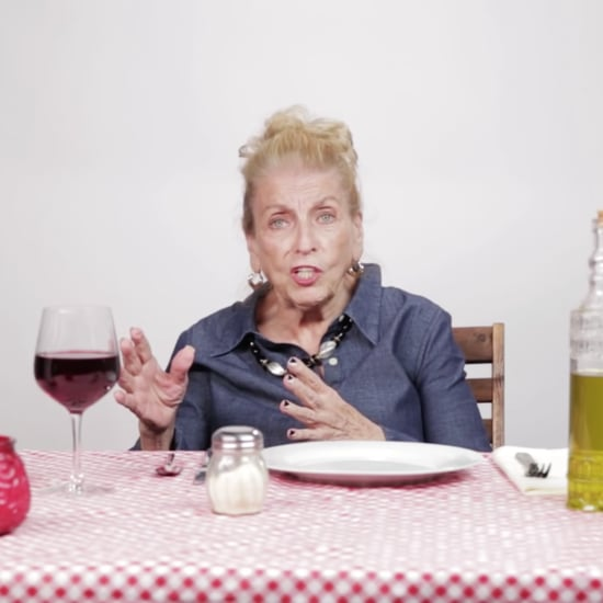 Italian Grandmas Try Olive Garden
