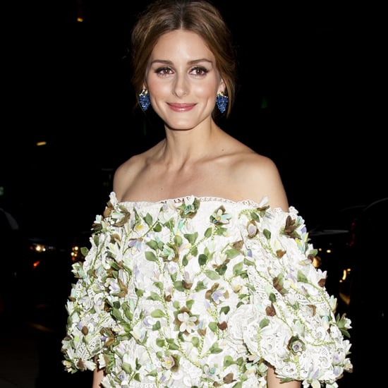 Olivia Palermo Wearing a Spring Dress
