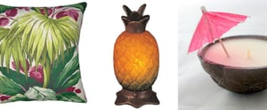13 Pieces That Will Turn Your Home Into a Tropical Oasis