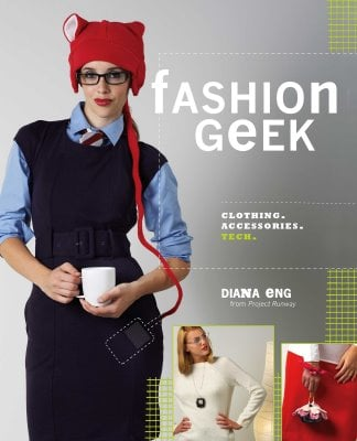 Project Runway Alum Diana Eng's New Book is Called Fashion Geek