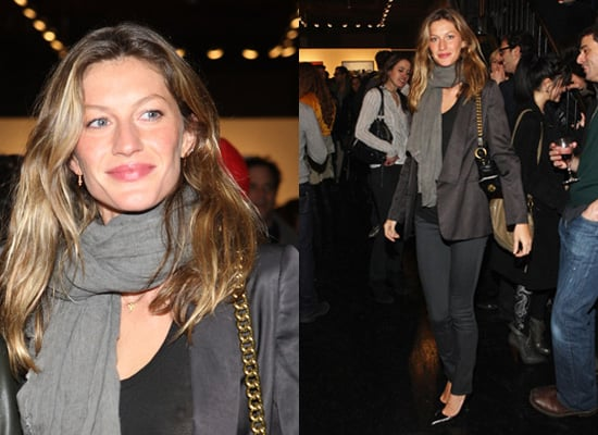 Celebrity Style: Gisele Bundchen