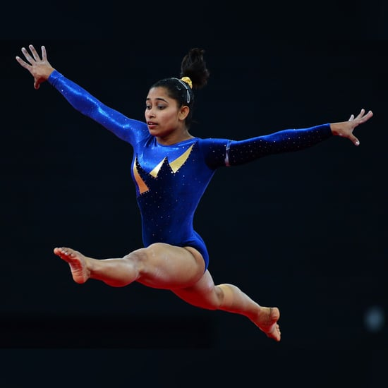 Meet the First Indian Female Gymnast Heading to the Olympics
