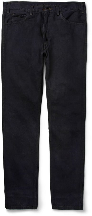 Levi's 1960S Slim-Fit Garment-Dyed Jeans ($225)