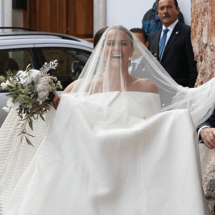 Lady Charlotte Wellesley's Wedding Gown