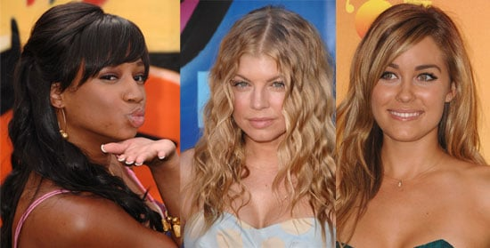 Trend Alert: Nude Lips at the Teen Choice Awards