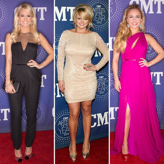 Carrie underwood at cmt 39 s artist of the year pictures for Carrie underwood and miranda lambert friends