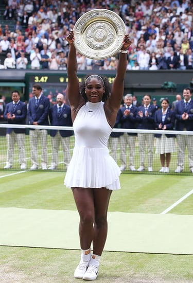 Serena Williams Proves She Is One Of The Greatest Athletes Of All Time