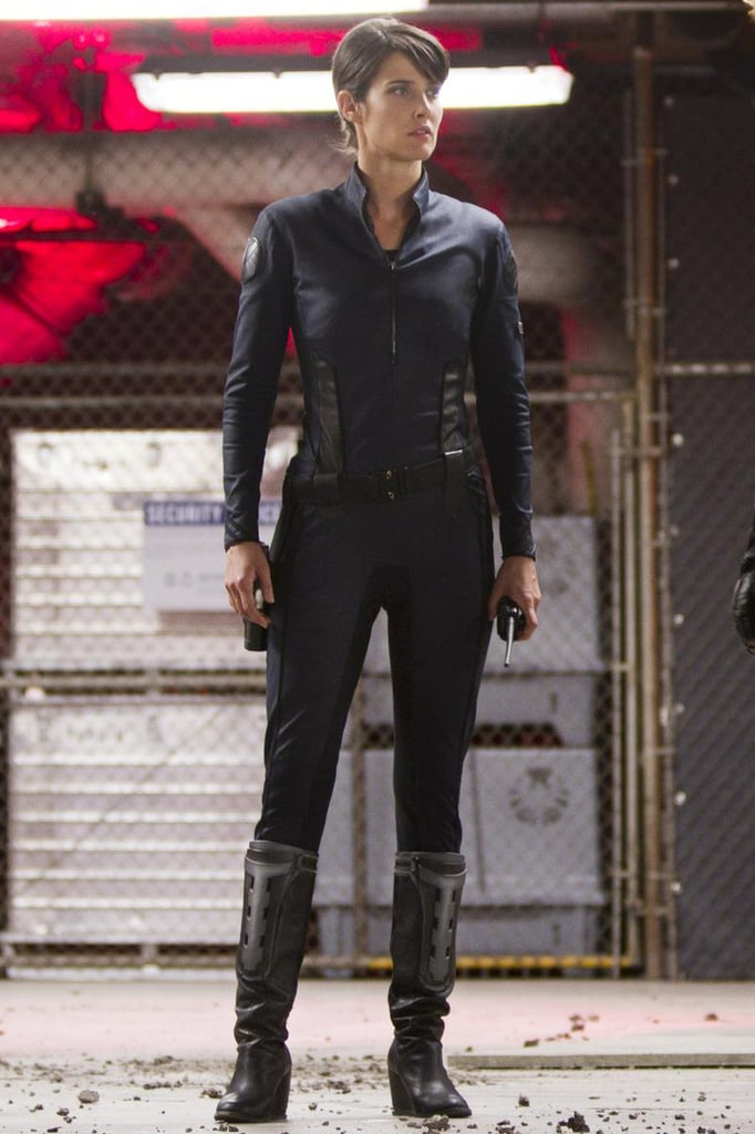 Agent Maria Hill From The Avengers