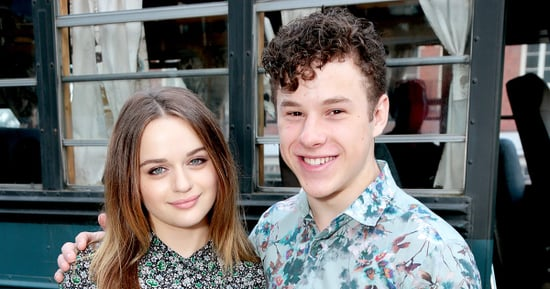 Joey King and BFF Nolan Gould Are Twinning in Flower Print Tops at the 'Captain Fantastic' Premiere