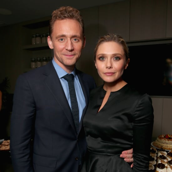Elizabeth Olsen and Tom Hiddleston Pictures at 2015 TIFF