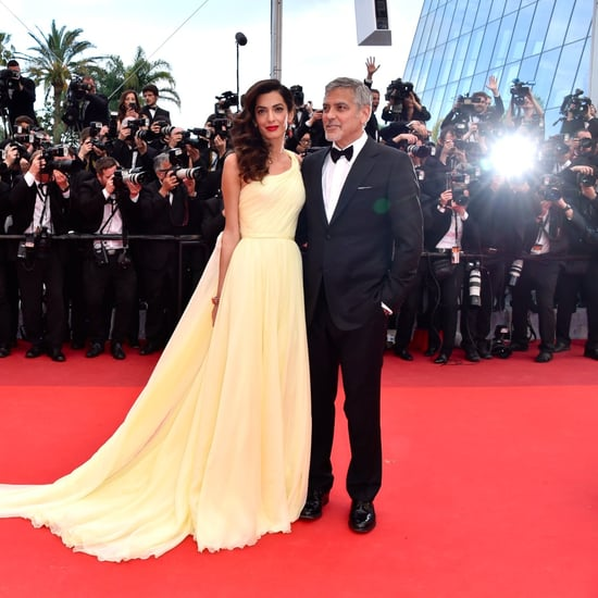 George and Amal Clooney at Cannes Film Festival 2016