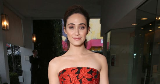 The Evolution of Emmy Rossum's Classic, Romantic Style