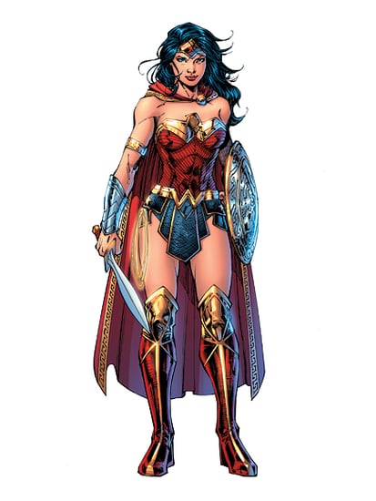 Wonder Woman Turns 75! See Her Fierce New Look - and Find Out What's in Store