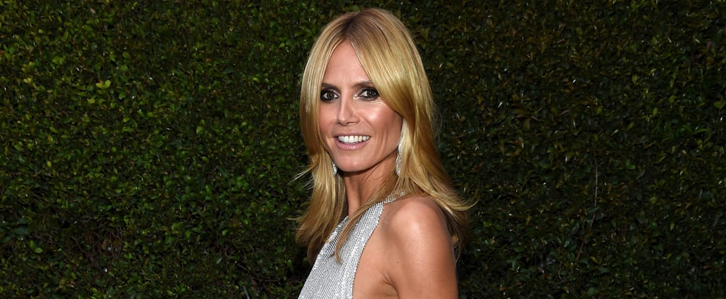 Is Heidi Klum's Sheer Dress Too Sexy For the Oscars?