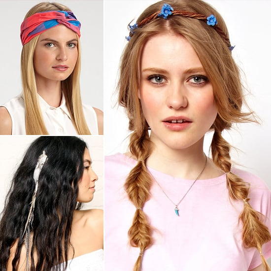 20 Music-Festival-Worthy Hairstyles to Inspire You For Lollapalooza and Beyond