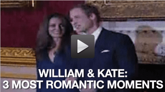 Video of Prince William and Kate Middleton Talking After the Engagement Announcement 2010-11-16 15:45:00