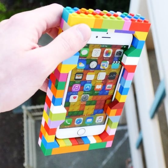 Lego iPhone Case Drop Test