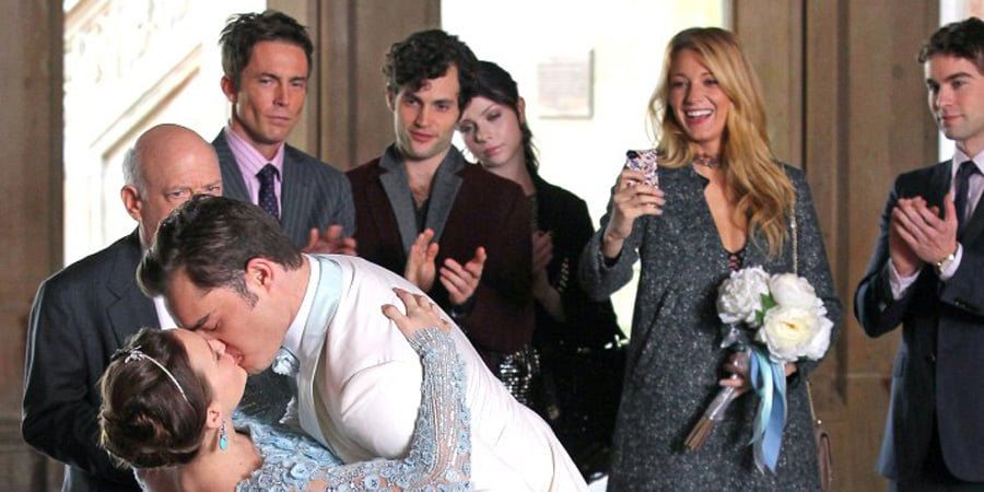 A Chuck and Blair Wedding For the Gossip Girl Finale?