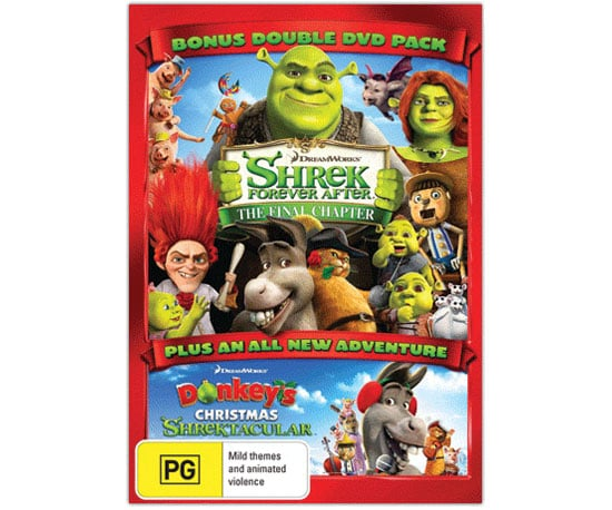 Shrek Forever After ($39.95)