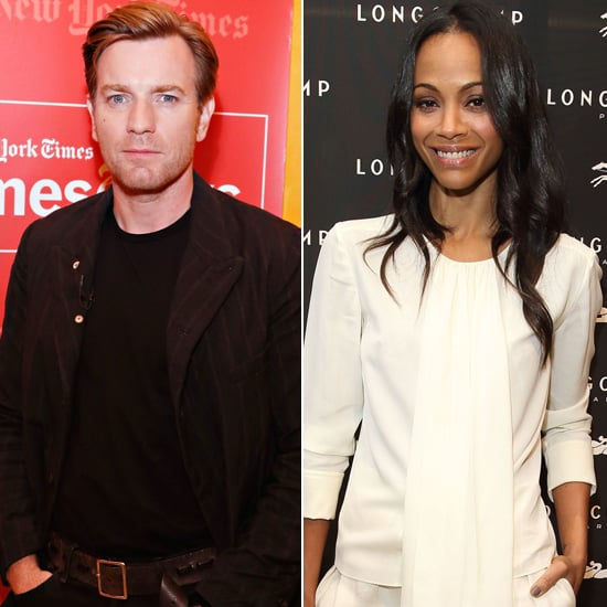 Ewan McGregor and Zoe Saldana may join Kill the Trumpet Player, Don Cheadle's Miles Davis biopic. No details are available about their roles yet.