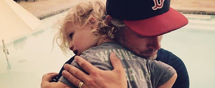 Jessica Simpson's New Instagrams Capture the Beauty of the Father-Son Bond