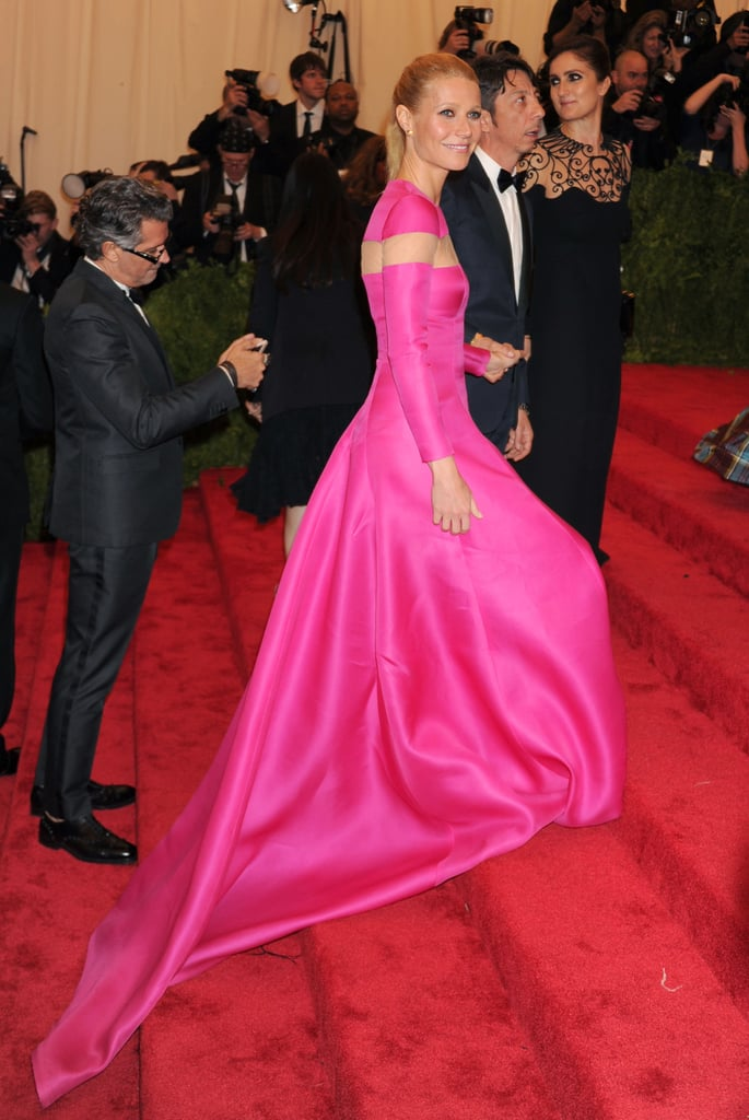 When She Dissed the Met Gala