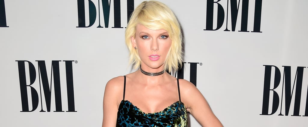#SorryNotSorry —Taylor Swift Is Sticking to Her '90s Style