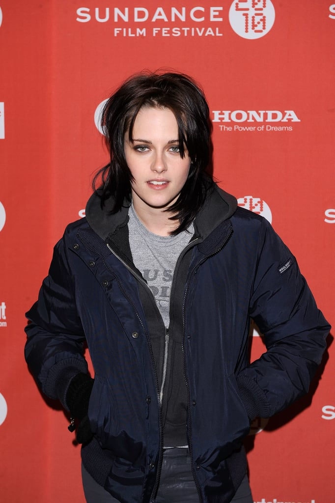 January 2010: Premiere of The Runaways at the Sundance Film Festival